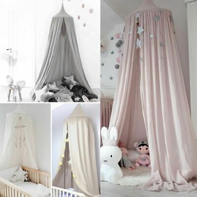 £21.75 • Buy Baby Kids Bed Canopy Bedcover Mosquito Netting Princess Dome Tent Bedding Net