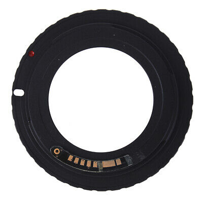 $4.97 • Buy Aluminum M42 Chips Screw Lens To EOS EF Mount Ring Adapter AF III ConfirCARU