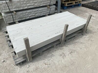 """£10 • Buy New - Reinforced Smooth Concrete Gravel Boards/ Base Panel - 6x6"""""""