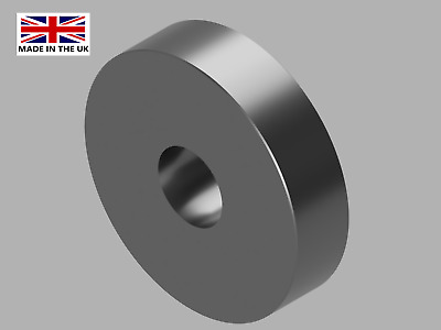 £2.28 • Buy Mild Steel Heavy Duty Washer - Spacer- Various Sizes (Weldable).