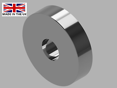 £3.33 • Buy Stainless Steel  Heavy Duty Washer - Spacer- Various Sizes (Weldable).