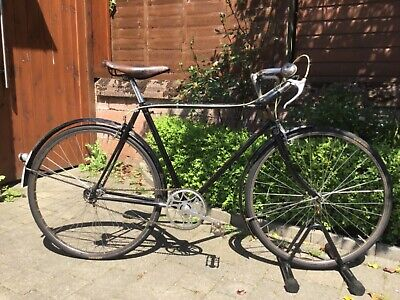 £200 • Buy Early 1930's Raleigh Popular Sports Model. Rare Vintage Bicycle.