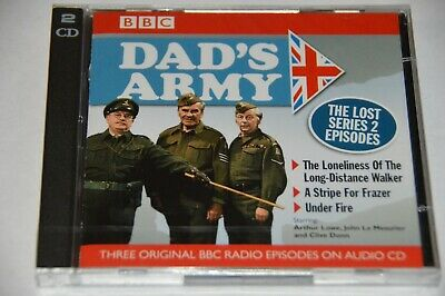 £4.99 • Buy BBC Dad's Army The Lost Series 2 Episodes 2 CD Audio Book New & Sealed