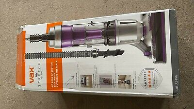 £43 • Buy Vax Air Stretch Hoover Pet Max New In Box Upright