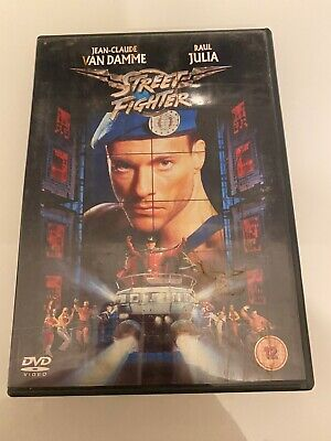 £2.59 • Buy Street Fighter - The Ultimate Battle (DVD, 2004) FAST DISPATCH UK