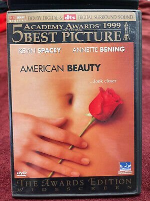 AU7.99 • Buy American Beauty - DVD - Kevin Spacey, Annette Benning - 1999