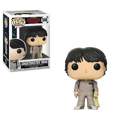 AU9.34 • Buy Funko - POP Television: Stranger Things S3 - Mike Ghostbusters Brand New In Box