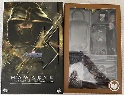 $ CDN348.60 • Buy Hot Toys Marvel Avengers End Game Hawkeye Deluxe MMS532 MMS 532 1/6 Sideshow