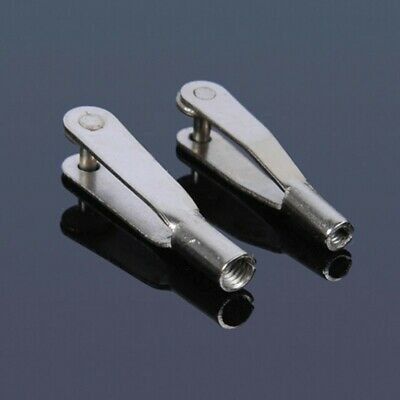 £5.06 • Buy Rod Ends For RC Fix Wing Airplane Accessories Replacement Metal Portable New