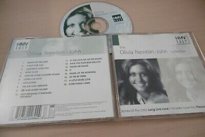 £4.79 • Buy Olivia Newton-john The Collection Cd Album Banks Of The Ohio If Not For You