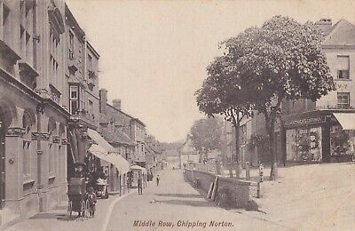 £3 • Buy MIDDLE ROW, CHIPPING NORTON, AOS COUNTRY SERIES No. 3070, POSTED 1910.