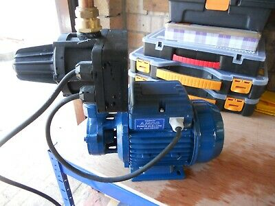 £51 • Buy WATER PUMP WITH PRESS CONTROLAMOS ELECTRIC 240v
