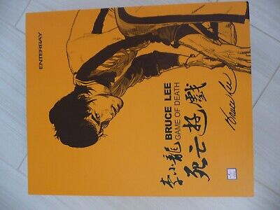 $369 • Buy Note:Body Broken Hot 1/6 Enterbay Toys Bruce Lee Game Of Death GOD Action Figure