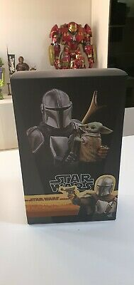 $ CDN183.04 • Buy Hot Toys Star Wars Tms 014 The  Mandalorian And The Child