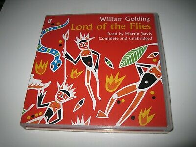 £0.99 • Buy Lord Of The Flies By Golding, William CD-Audio Book. Missing CD 6 (hence Only 5)