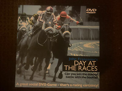 £6 • Buy Party Night JOHN FRANCOME'S Day At The Races DVD  Horse Racing Game 2006.