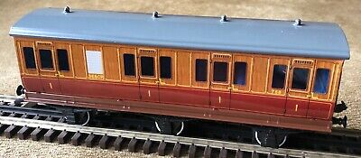 £39 • Buy Darstaed O Gauge 0 LSWR 1st Class 6-wheel Coach London South Western Hornby Ace
