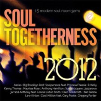 £19.89 • Buy Various Artists-Soul Togetherness 2012 CD NEW