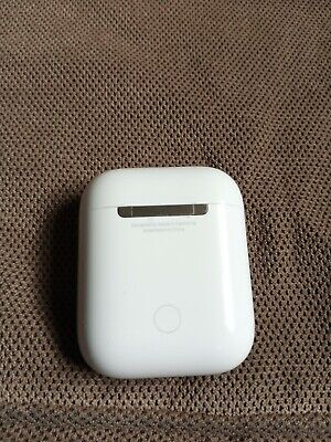 $ CDN51.55 • Buy Genuine Apple Airpods Wireless CHARGING CASE ONLY In VGC.see Pics/dscrptn