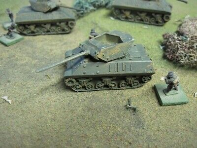 $74 • Buy 15mm WWII M-10 Tank Destroyer Company (23 Vehicles)