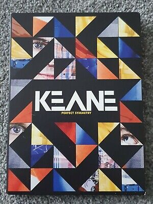 £5 • Buy Keane - Perfect Symmetry (CD And DVD Limited Edition 2008)