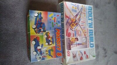 £5 • Buy Building Blocks And Plastic Meccano For Younger Children