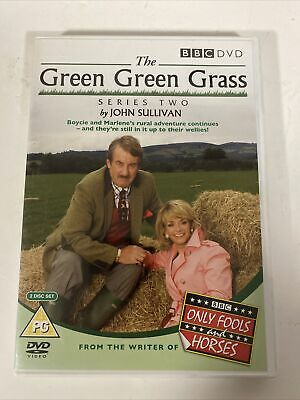 £3.48 • Buy Green Green Grass: Complete BBC Series 2 [2006] [DVD] - DVD Disc Checked !