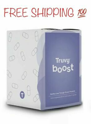 $84.89 • Buy TRUVY BOOST TRUVISION Health 1 MONTH 2 - 4 Wk WEIGHT LOSS Tru 15 30 Day DIET  💯