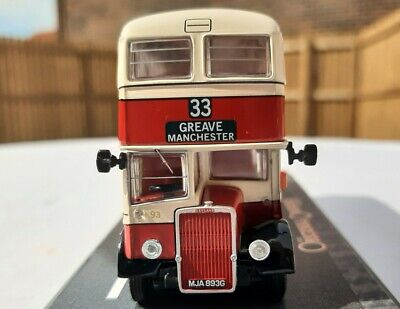 £22 • Buy Corgi Ooc Buses, Leyland PD2, Stockport Corporation, Route 33 To Greave And