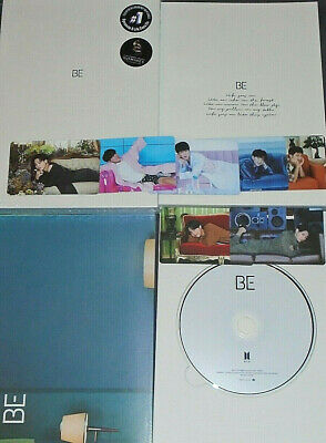 $14 • Buy BTS BE Essential Edition Album With 7 Photocards & Folded Poster (No Random PC)