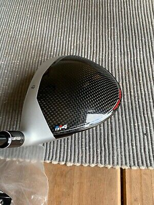 $ CDN241.32 • Buy Taylormade M4 Driver 9.5 Degree 60g Stiff Comes With Extra 75g Saber Shaft