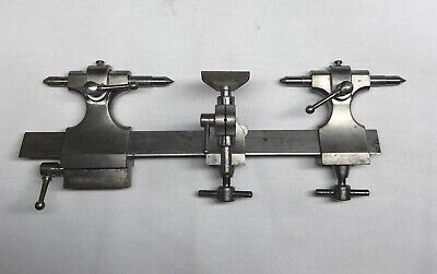 £130 • Buy Watchmakers Lathe / Turns. Triangular 21cm Bed. Boley, Wolf Jahn, Lorch Or Other