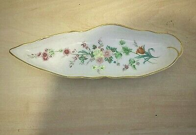 £3.99 • Buy WEDGWOOD 'MIRABELLE' Sweet Dish.Good Condition,24 Cm