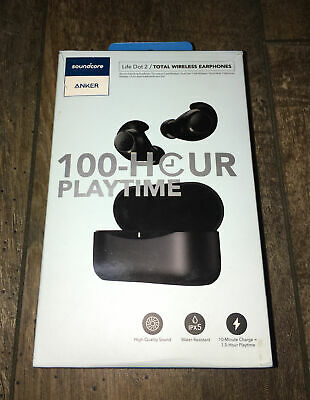 AU49.44 • Buy ANKER Soundcore Life Dot 2 True Wireless Earbuds 100 Hour Playtime - New