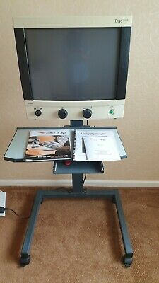 £200 • Buy Ergo Electronic Magnifier Ideal For Anyone With Macular Degeneration