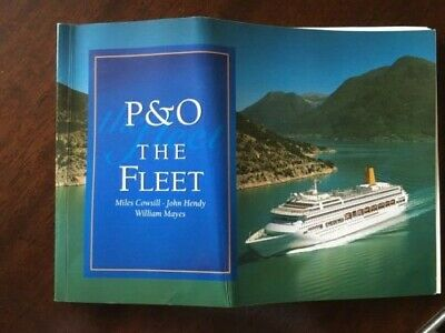 £7.50 • Buy P&O THE FLEET 1999 (Ferries And Cruise Ships)