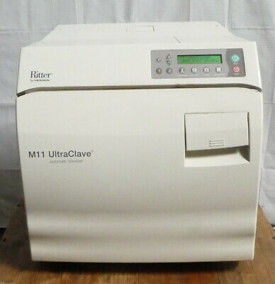 $3000 • Buy R176367 Ritter Midmark M11 UltraClave Automatic Sterilizer Autoclave M11-022