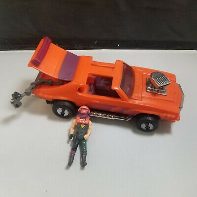 $40.46 • Buy M.A.S.K. Stinger Vehicle With Figure & Helmet, Combined Shipping Specials!