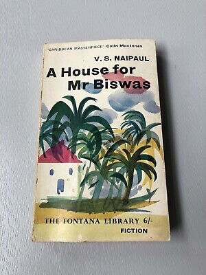 £5.99 • Buy A House For Mr Biswas V.S.Naipaul 1963 Edition