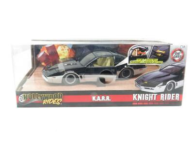 £27.99 • Buy Jada Diecast Knight Rider K.A.R.R Hollywood Rides With Light 1 24 Scale Boxed