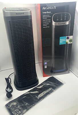 £119.95 • Buy Honeywell AirGenius 5 Air Purifier/Cleaner Odour Reducer HFD323E + Spare Filter