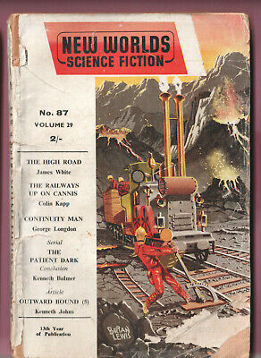 £1.99 • Buy New Worlds Science Fiction 87 - Oct 1959 - No 87 Vol 29