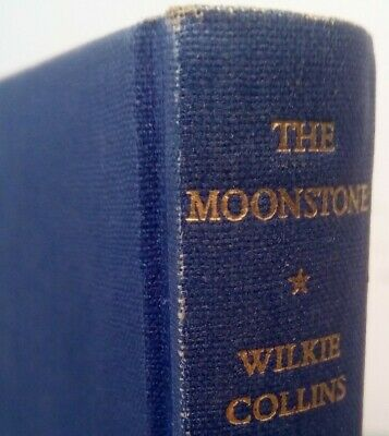 £3.50 • Buy The Moonstone By Wilkie Collins (1963 Oxford Harback Edition)