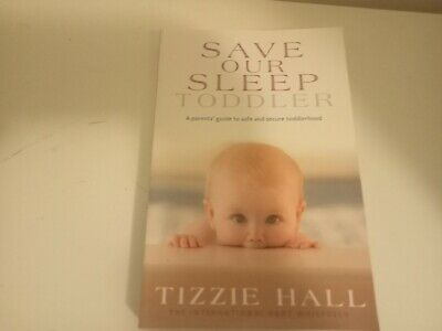 AU18.50 • Buy Save Our Sleep Toddler Tizzie Hall