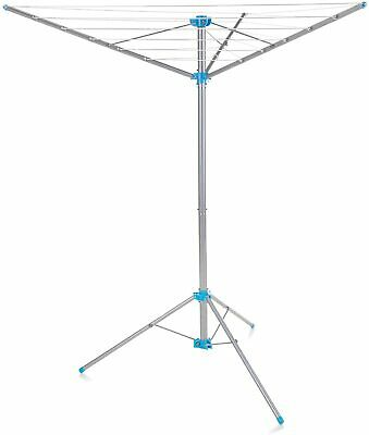 £29.99 • Buy Minky Freestanding Indoor/Outdoor Airer With 15 M Drying Space, Metal, Silver