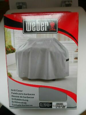 $ CDN84.74 • Buy Weber 7179 Premium Grill BBQ Cover Fits Genesis II And 300
