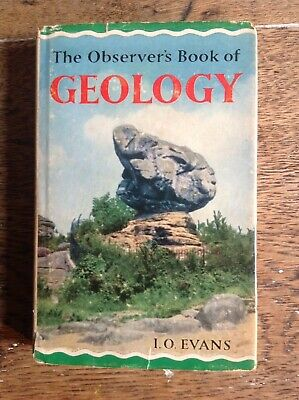 £4.99 • Buy Observer's Book Of Geology