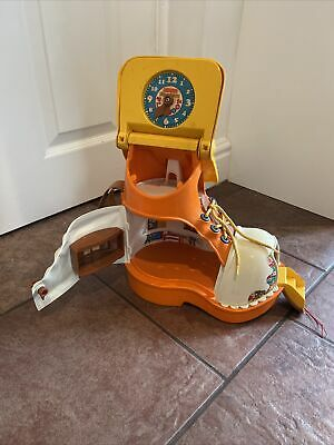 £14.99 • Buy Vintage 70s Matchbox Play Boot 1977 Live N Learn Toy Set