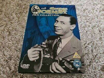 £11.95 • Buy The George Formby Film Collection Dvd Boxset 7 Movie Set