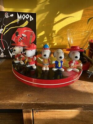 £10 • Buy McDonalds Happy Meal Toy 1999 Snoopy World Tour Plastic Toys - Various Countries